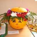 Выставка из природного материала «Осенние дары»