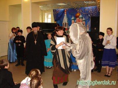 V Городской рождественский фестиваль «На Святки»