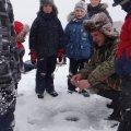 Традиционная Новогодняя рыбалка