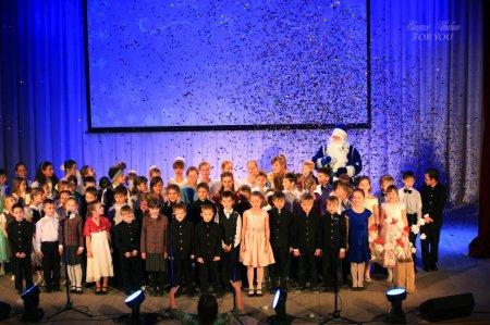 7 января 2016 г. в Праздник Рождества Христова состоялось праздничное предстваление в ГДК г. Бердска
