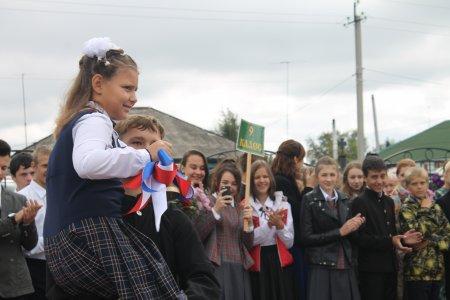 1 сентября в Гимназии состоялась праздничная линейка посвящённые Дню знаний.