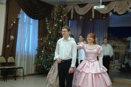 9 января в Православной гимназии Серафима Саровского прошли утренники для обучающихся 1-5 классов и рождественский бал для обучающхся с 6 по 11 классы.